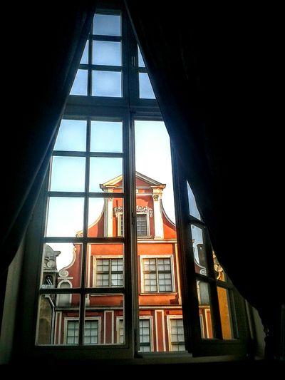Architecture Built Structure Building Exterior Window Gdansk_official Gdansk Old Town Gdańsk 👌🏼