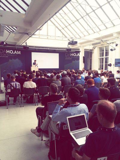 Dahoam15 Developer Conference Nerdday