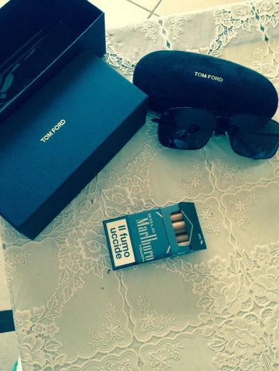 Male my self a present .. Tom Ford Sunglasses Best Day Ever Fanatic