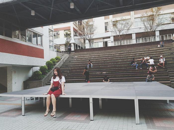 """""""Sau này tớ đã hiểu, cậu ấy thích tớ đối xử tốt với cậu ấy nhưng cậu ấy lại không thích tớ."""" Lunghwa University TimesSquare Crush"""