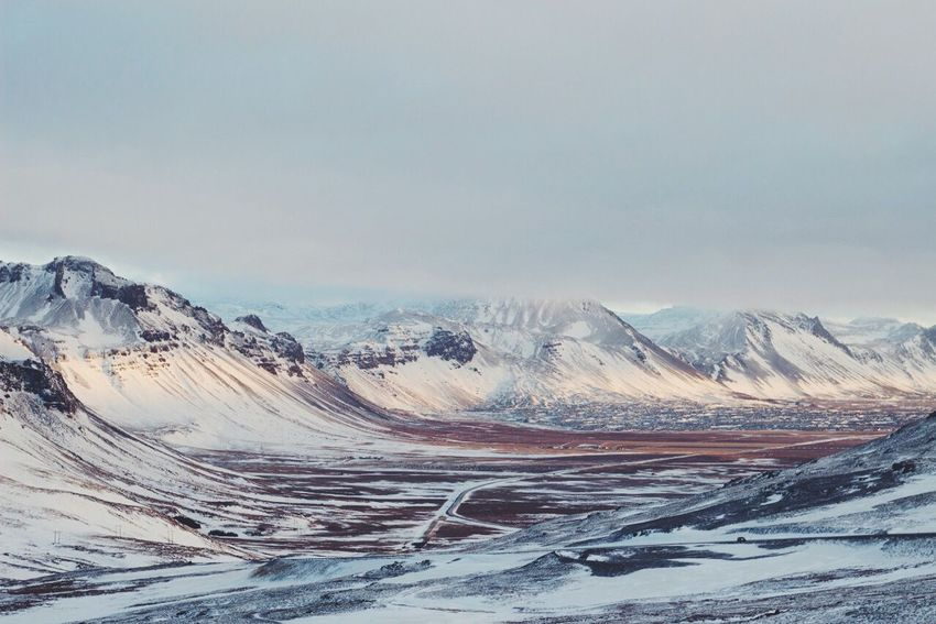 The Snæfellsnes peninsula in Icelandic has an incredibly beautiful nature, and the best thing is that it is only two hours from Reykjavik. My Best Photo 2015 Picturing Individuality Awesome_shots Vscocam Secret Places Travel Photography Showcase: December Iceland Landscape_Collection EyeEm Nature Lover EyeEm Best Shots Iceland_collection Going The Distance Sound Of Life VSCO Learn & Shoot: Layering Reykjavik Well Turned Out Seeing The Sights Icelandic_explorer Landscape Frozen Wanderlust Sunrise Perfect Match