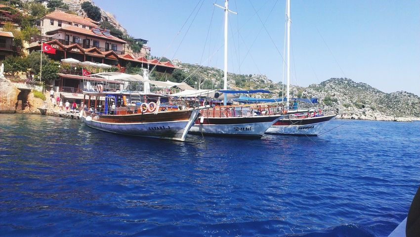 Hello World Turkey Marmaris Travelling
