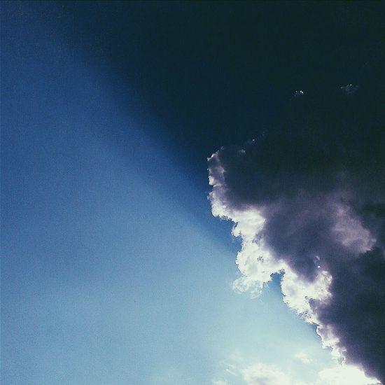 Sky VSCO Clouds Light