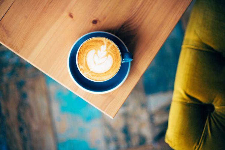 Blue Latte Cafe