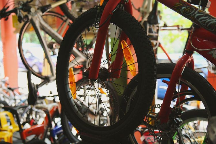 Bicycle Talking