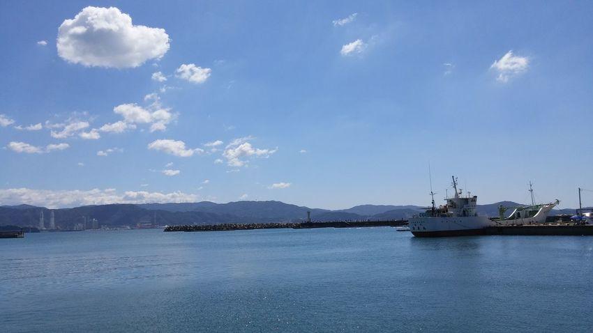 海 風景 気持ち良い場所☆ Enjoying Life