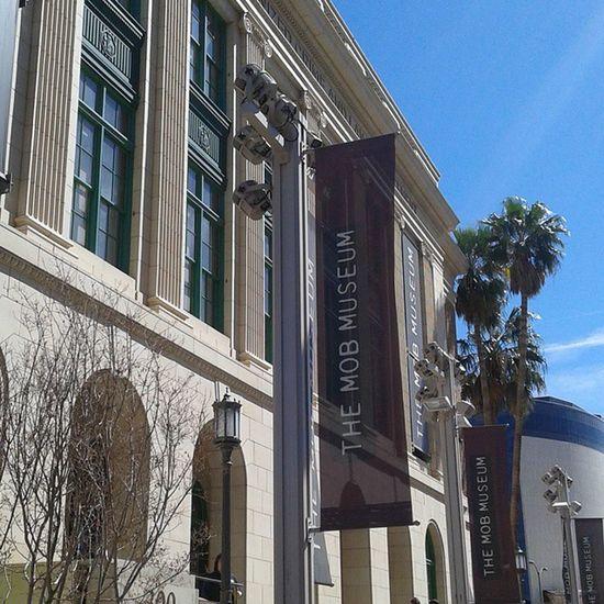 Lasvegas Themobmuseum Museum Downtown Freemont Street Freemontstreet DownTownLasVegas