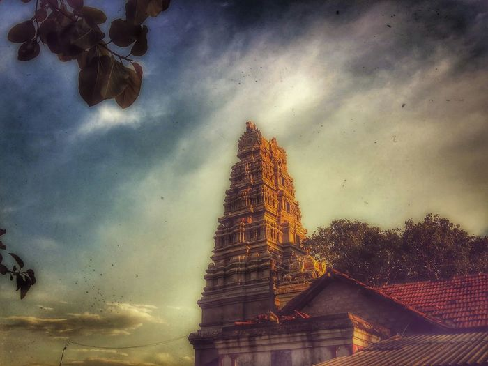 Hindu Temple Iyanar Temple