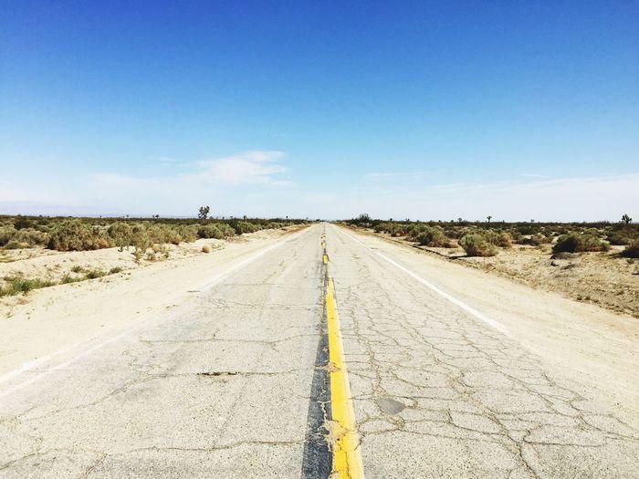 Palmdale Desert Onset Nature