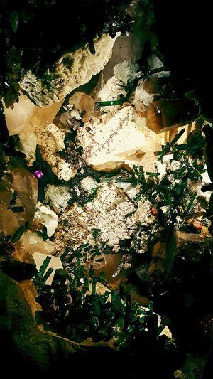 Crystals Cave Museum Dallas, Texas