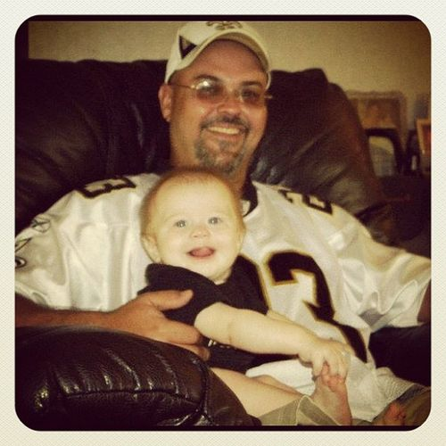 Day 2. My Father. Old but I still love this photo. Fmsphotoadayseptember Deddy Niece  WhoDatNation