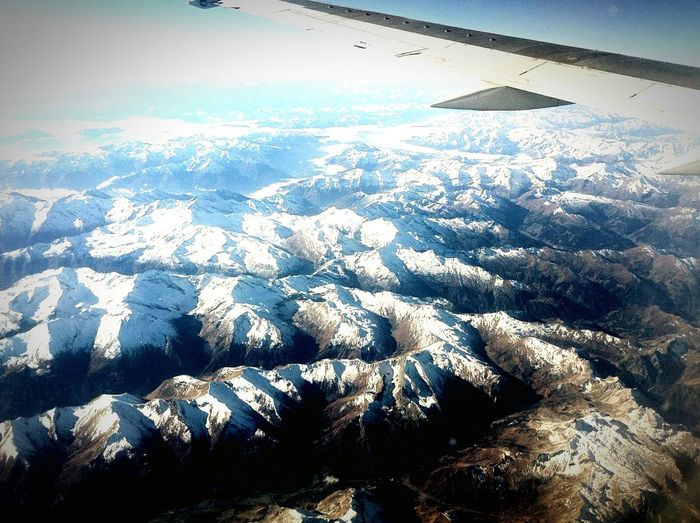 Les Alps Flying