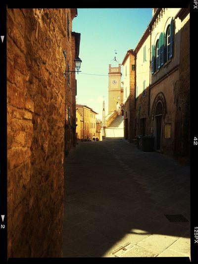 Architecture Tuscany Toscana Valdorcia