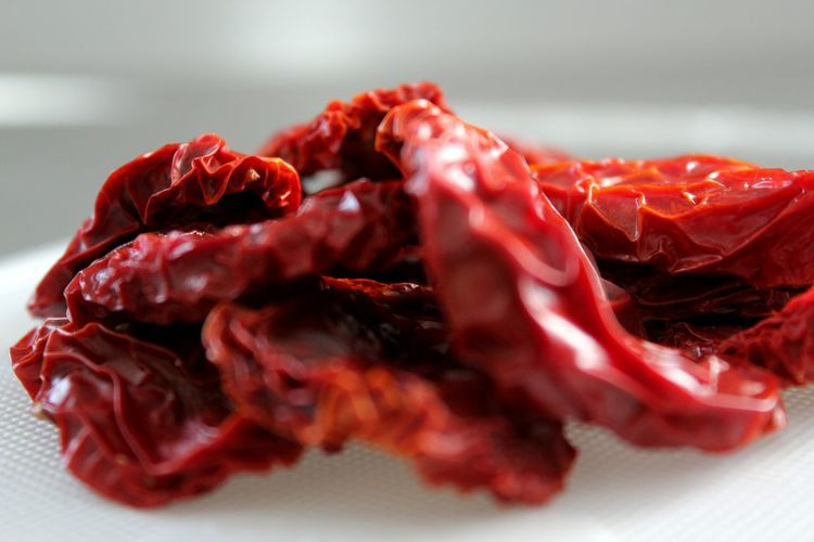 EyeEm Selects Red Food Food And Drink No People Close-up Tomato Dried Fruit Dried Vegetables Dried Tomatoes Cuisine Food Ingredients Delicious Made In Armenia
