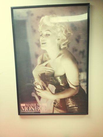 Monroe. Marilyn Monroe