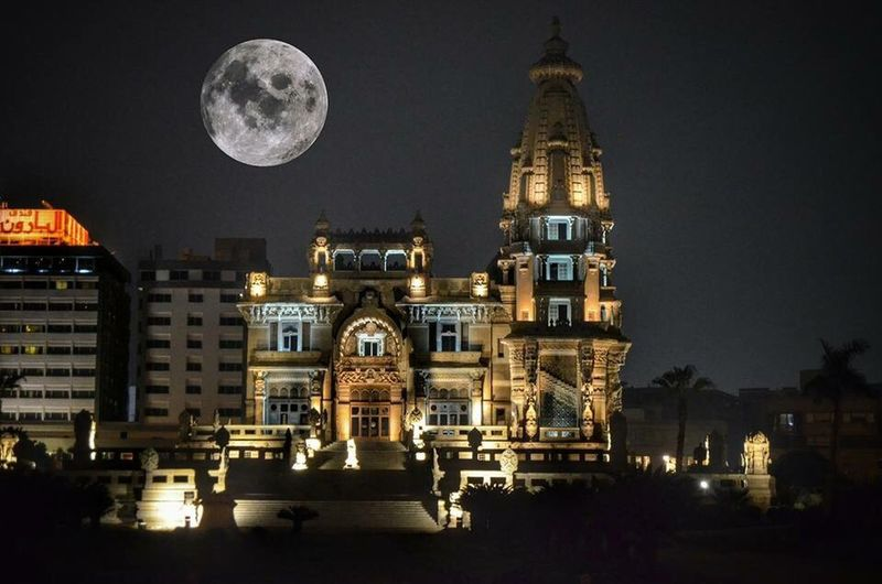 Cairo Architecture Historical Building Egypt Belgian Style Cambodian Style Piece Of Art Baron Palace Heliopolis First Eyeem Photo Indian Style