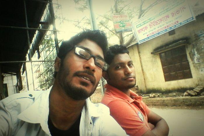 selfie withsSajjad