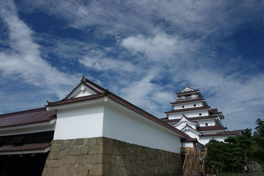 Turuga-jo Castle Castle Japan Japanese Style History Japanese Culture Japanese History