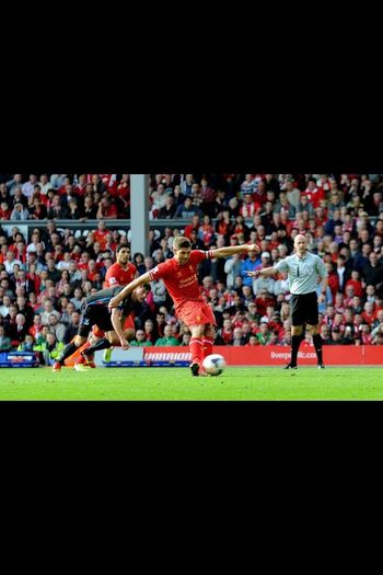 Liverpool Stevengerrard Football Liverpool Football Club