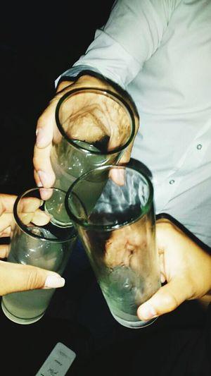 Last nigth Besties Drinks