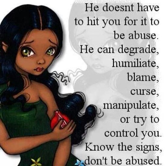 I hate hearing bout abuse and I especially hate to hear when u simply choose to stay in a relationship that's not healthy. I would never put up a guy that who abuses me, talk down to me cuz I know I dnt deserve that and I have a daughter that alwats comes first and she's not gonna be around that. Shecomesfirst Againstabuse Antibullying Knowyourworth dntsettleforanythinglessthanyoudeserve