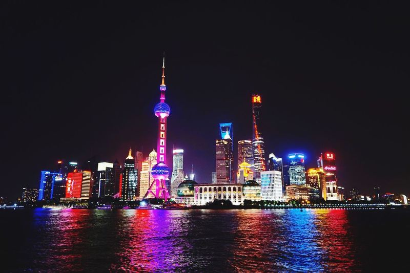 Shanghai, the