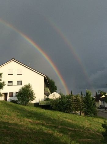 Doppelter Regenbogen Check This Out Hanging Out Hello World Taking Photos That's Me Relaxing Enjoying Life