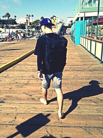 Santa Monica Beach Gwangju 신발 따위