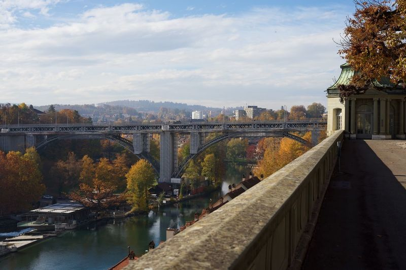 Bern Bridge On