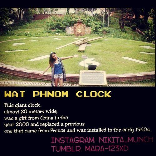 Traveler Watphnom Travelphotography Phompenh cambodia wanderer wanderlust selfie igdaily world temple travel