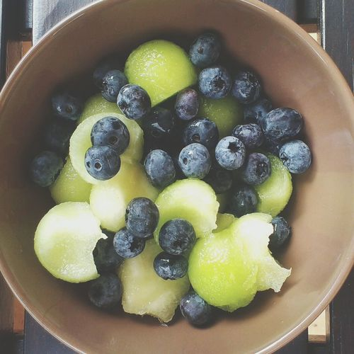 long hot day ° Blueberry Summer Fruits Chillout Day
