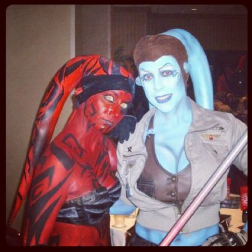 Starwars Celebrationv Twilek