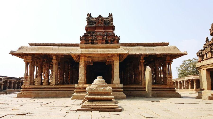 Ancient Civilization LoveTravel Places I've Been Humpi Travel India Madeofstone Karnataka Kishantemple