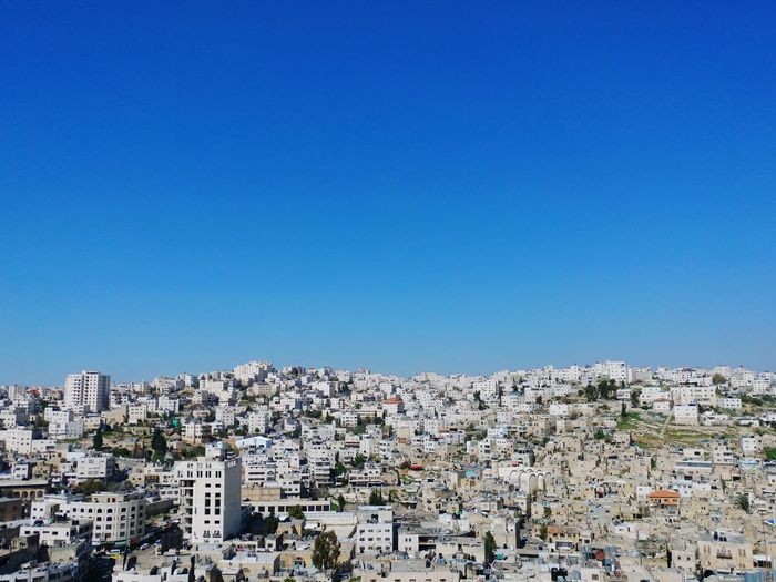 Hebron view EyeEm Selects City Cityscape Clear Sky Community Urban Skyline Ghetto Sky Building Exterior Downtown