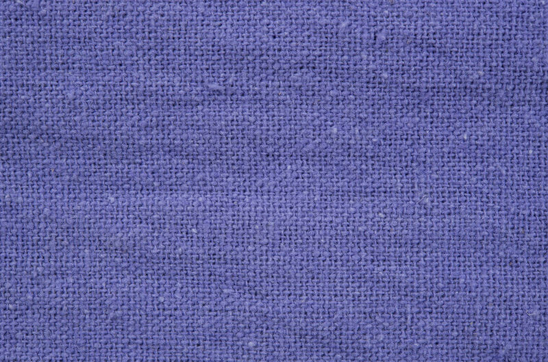 Full frame shot of blue textile