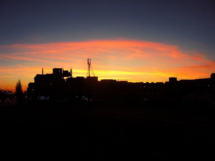 Sunset/ Sky