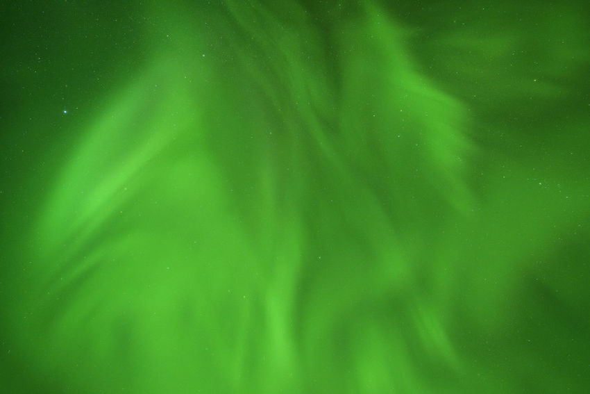 Aurora Polaris Aurora Borealis Aurora Auroraborealis Northern Lights Backgrounds Beauty Full Frame Abstract Green Background Green Color