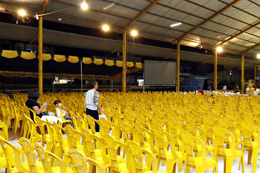 Yellow Activity Sport People Men Adult Competition One Man Only Only Men Indoors  One Person Adults Only Young Adult Day Paint The Town Yellow