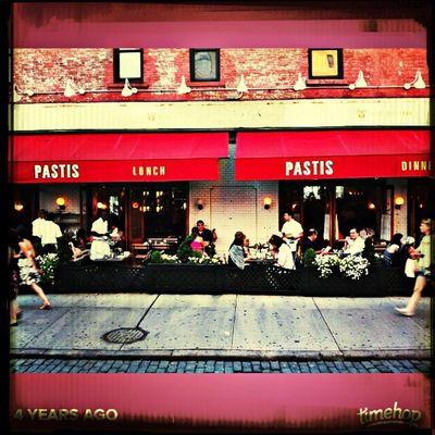 Pastis NYC w/ Serge, Erin & Hugues Firstdinner