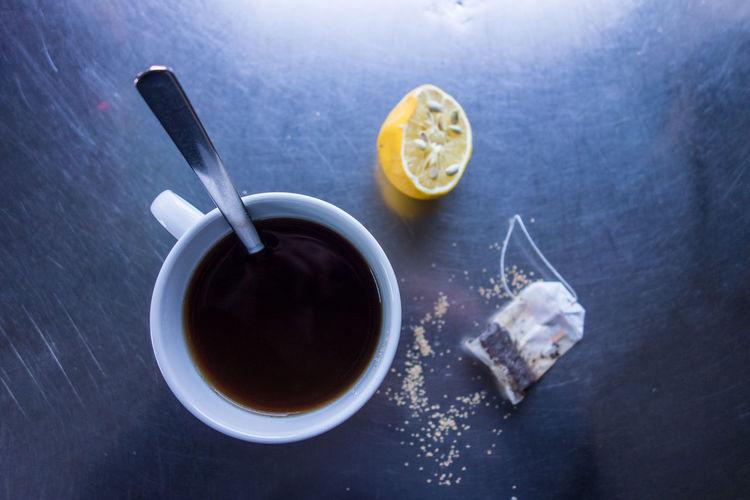 Bowl Close-up Day Indoors  No People Spoon Table Tea Tea - Hot Drink Tea Bag Tea Break Tea Cup Tea Is Healthy Tea Time