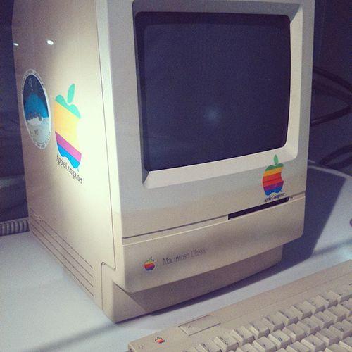 Leorigini AppleComputer Museodellascienza Milano
