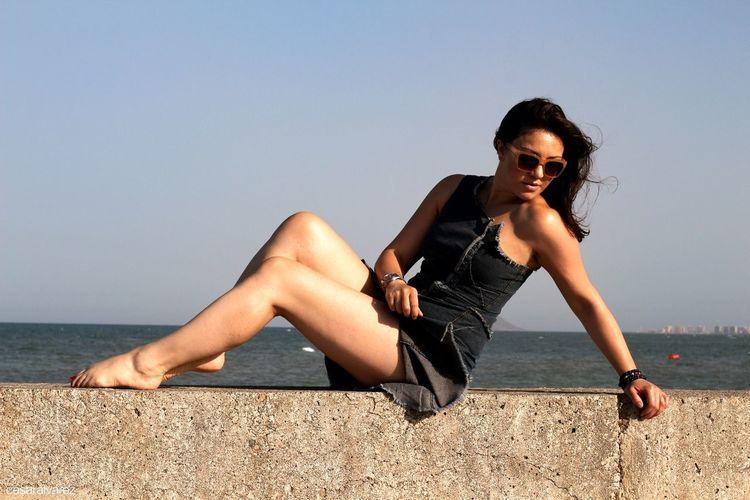 Fuensanta's legs!!! Mywifeismymodel Body Curves  Relaxing Enjoying Life Taking Photos