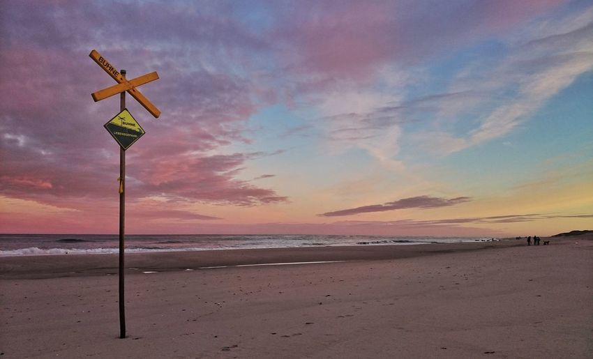 Sunset Beach Sky No People Sea Cloud - Sky Nature Tranquility Outdoors Horizon Over Water Beauty In Nature Sand Tranquil Scene Landscape Dramatic Sky Scenics Romantic Sky Water Icon Day Westerland Sylt Sylt, Germany Sylt Strand Sonnenaufgang weststrand First Eyeem Photo sunrise
