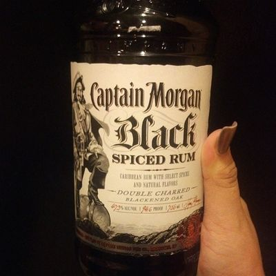 At midnight I'm going to pretend I'm happy its my birthday and get drunk with this Dailypics Dailyposts Instagood Instapics bored annoyed random birthday captainmorgan rum spicedrum caribbeanrum spices liquor yummy