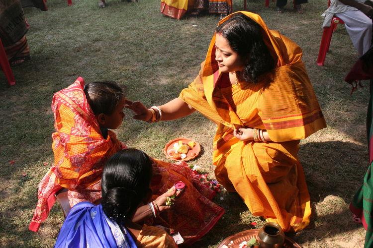 Hindu Ritual Of