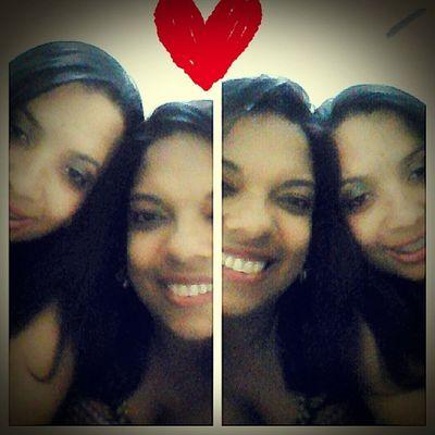 Eu e minha irmã Claudia