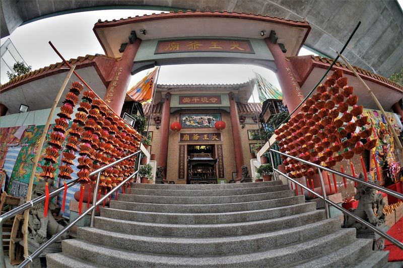 Red Outdoor No People Chinese Culture Chinese Temple #temple #hongkong #Chinese Ornaments #Chinese God