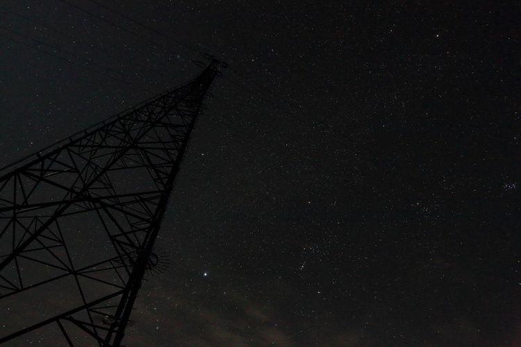 EyeEm Best Shots EyeEm Gallery Japan Landscape Night Nightphotography Outdoors Stars Steel Tower
