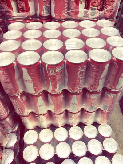 Check This Out Cocacola Hello World Can