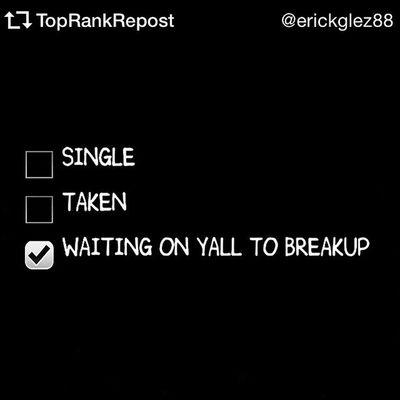 Repost from @TopRankRepost TopRankRepost @erickglez88